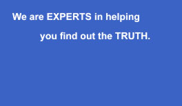 Experts At Finding The Truth - private detective in Stoke UK