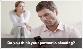 Partner Cheating - private detective Stoke